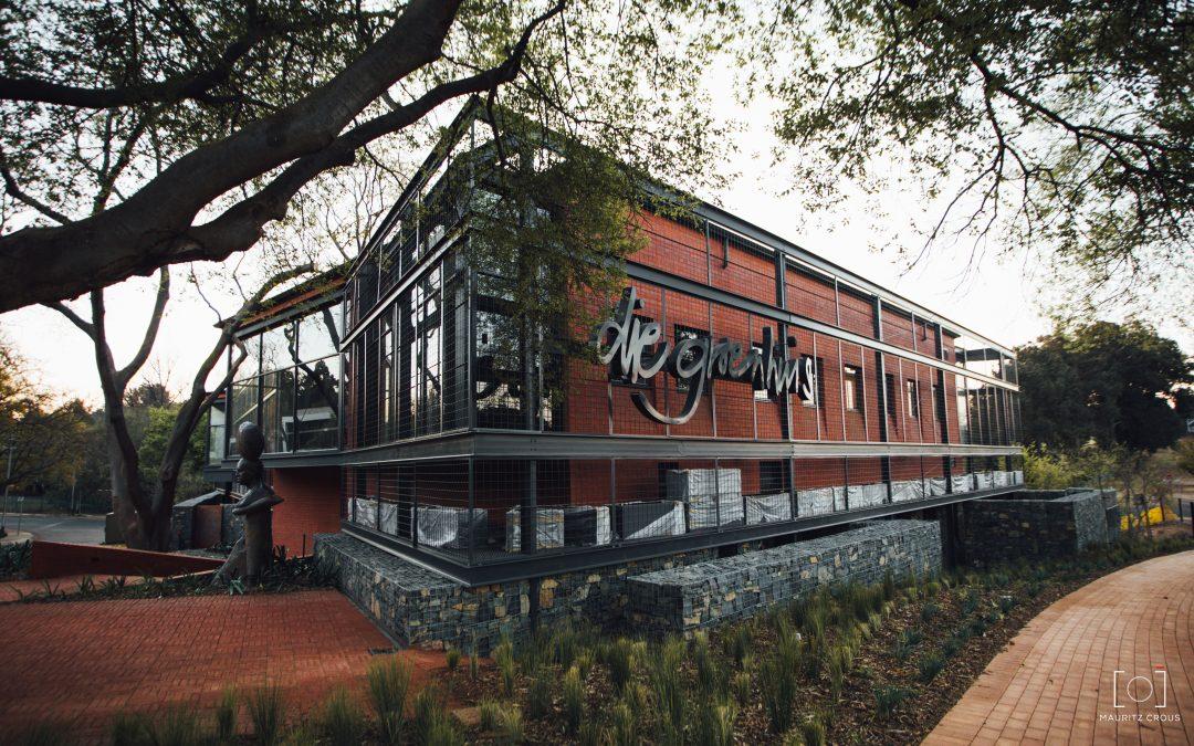 Die Groenhuis Office Building
